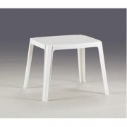 Tavolo per bambini in plastica bianco
