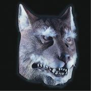 Maschera lupo in lattice