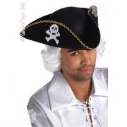 Cappello pirata in feltro