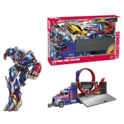 Pista Transformers Optimus Prime Challange