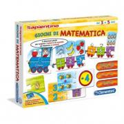 Giochi di matematica Sapientino Clementoni