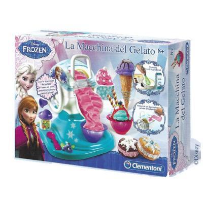 Frozen la macchina del gelato