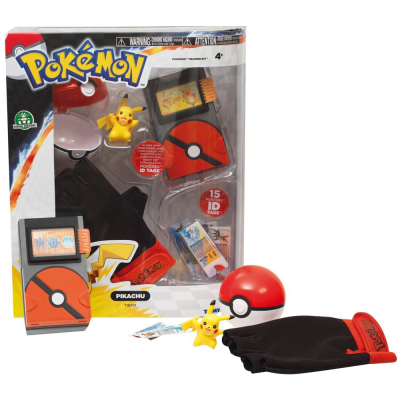 Pokemon kit trainer