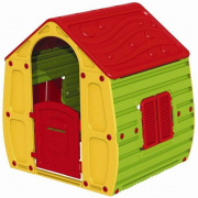 Casetta da giardino MAGIC HOUSE 102X90X109H