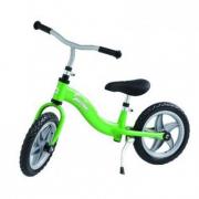"""Bici pedagogica senza pedali Laufrad Swing 12"""" verde"""