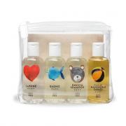 Pochette olio+doccia+bagno+sapone baby 100ml