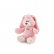 Coniglio Cremino rosa cm. 36
