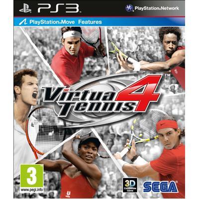 Virtua Tennis 4 Playstation 3