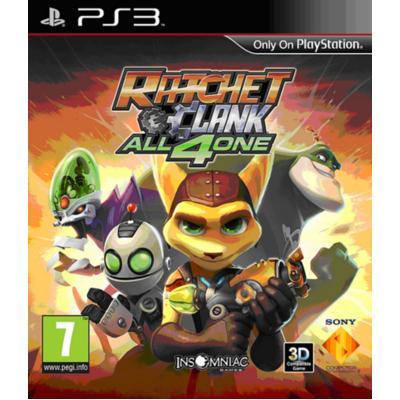 Ratchet & Clank: Tutti per uno Playstation 3
