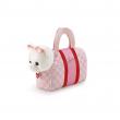 Gattino fashion bag pink heart