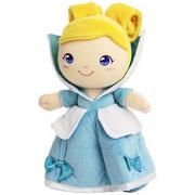 Bambola in pezza celeste