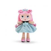 Tattoo girl bambola capelli rosa 28cm