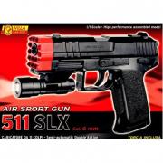 Pistola air sport gun 511 giocattolo