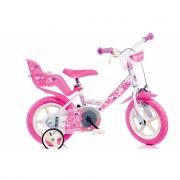 "Bicicletta 12"" girl 124RLN Dino Bikes"