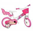 "Bicicletta Barbie 12"" Dino 126RL-BAB"