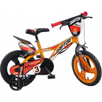 "Bicicletta Raptor boy 16"" 616L-RP"
