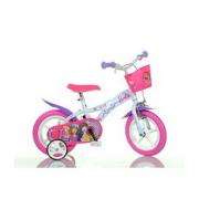 "Bicicletta Barbie 12"" Dino"