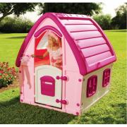 Casetta Fairy house rosa