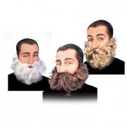 Barba corta in colori assortiti