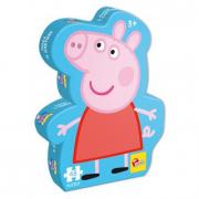 Puzzle sagomato Peppa Pig 48 pz.