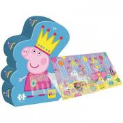 Puzzle La Principessa Peppa confezione sagoma