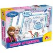 Frozen scuola di disegno lisciani