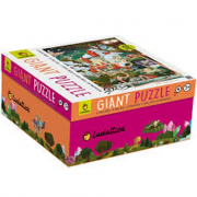 Giant Puzzle - Il castello magico - 48 pezzi