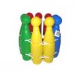 Birilli Bowling colorati 9 pz