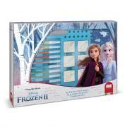Cofanetto 7 timbri Frozen