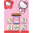 Hello Kitty Set 5 timbri