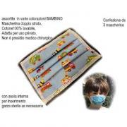 Mascherina bimbo CF.3 PZ.03001