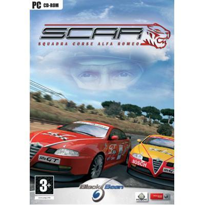 PC SCAR Squadra Corse Alfa Romeo