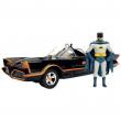 Batmobile 1966 1/24 die cast con personaggi
