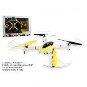 Drone space watcher radiofly