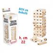Torre magica in legno