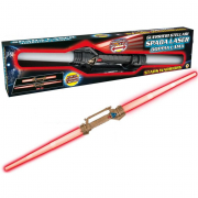 Spada laser guerre stellari doppia lama