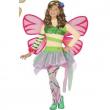 Costume flora sirenix tg. 4/6 anni
