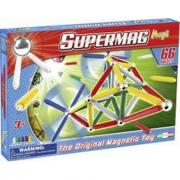 Supermag Maxi Classic Gioco Di Costruzioni Magnetico 66 pezzi