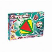 Supermag Tags Primary 67 pezzi Gioco di Costruzioni Magnetico