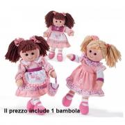 Rosalinda bambola pezza 35cm