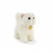 Gatto peluche Whitty bianco 28cm