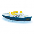 Nave Titanic in plastica cm. 51