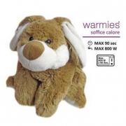 Coniglietto peluche termico Warmies cm. 30