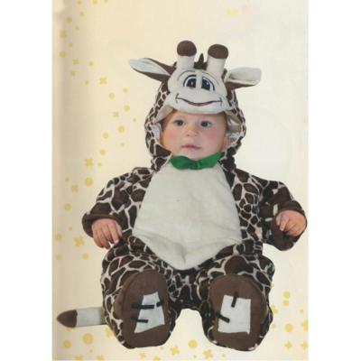 Costume giraffina 6/9 mesi