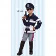 Costume poliziotto 7/8 anni