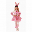 Costume Pink bunny 9/10 anni