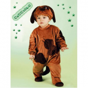 Costume Cucciolo Baby 6/12 mesi
