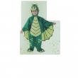 Costume Marvin il Drago tg 2/3 anni