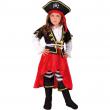 Costume corsarina 2/3 anni