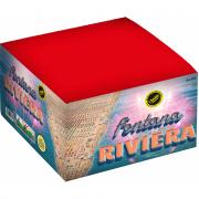 Fontana Riviera fuoco artificio